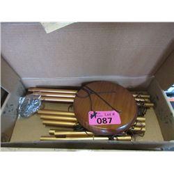 4 Handicraft Wind Chimes