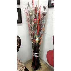 4.5 Foot Tall Bundle of New Decorative Vase Décor