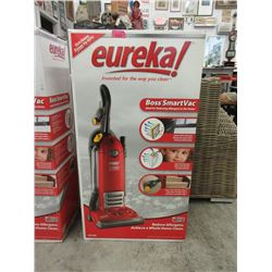New Eureka Boss SmartVac Upright Vacuum