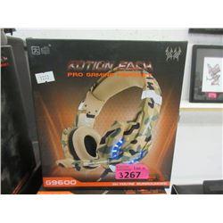 3 Kroton Gaming Headsets