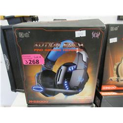 3 Kroton G2000 Gaming Headsets