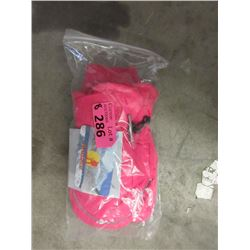8 New Pairs of Kid's Pink 3M Thinsulate Mitts