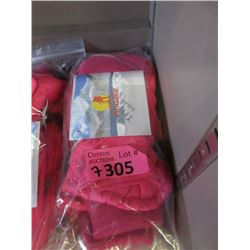 7 New Pairs of Kid's Pink 3M Thinsulate Mitts