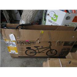 """20"""" Hyper Bike - Unassembled - Store Return"""
