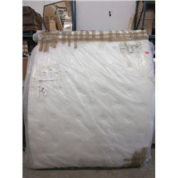 New Queen Size Pillow Top Hybrid Mattress
