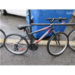 Super Cycle 18 Speed Bicycle