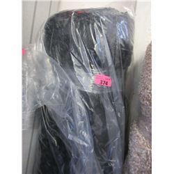 5' x 7' Charcoal Shag Area Carpet - Store Return