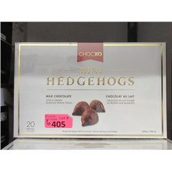 6 Boxes of 20 Mini Chocolate Hedgehogs