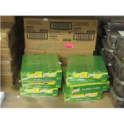 2 Cases of Knorr Beef Bouillon Cubes