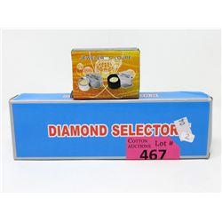 New Diamond Tester & Triplet Jewelers Loupe