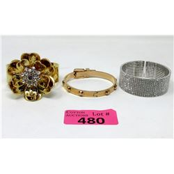Kate Spade, Michael Kors & Rhinestone Bracelet