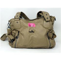 2 New Angel Kiss Vegan Friendly Shoulder Bags