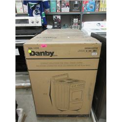 """New Danby 24"""" Stainless Steel Stove"""