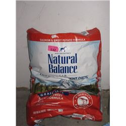 24 Pound Bag of Dry Grain Free Salmon Dog Food