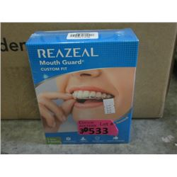 30 Boxes of Reazeal Mouth Guards