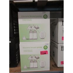 4 Electric Breast Pumps