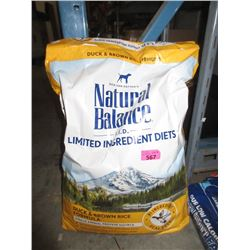 26 Pound Bag of Duck & Brown Rice Dry Dog Food