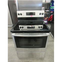 GE Smooth Top Electric Stove