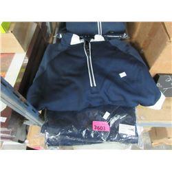 3 New XXL Navy Golf Jackets