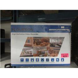 Floureon HD Video Recorder & Items