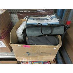 Box of 6 Linens & Cushions