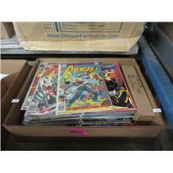 Approximately 100 Assorted Comics