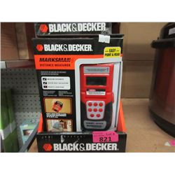 Box of 2 New Black & Decker Distance Measurers
