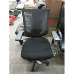 Mesh Back Rolling Office Chair