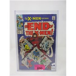"1968 ""The X-Men #46"" Marvel 12¢ Comic"