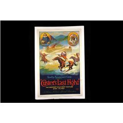 """1912 Quality Amusement Corp """"Custer's Last Stand"""""""