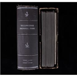 1904 Yellowstone National Park Stereoviews & Book