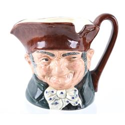 Old Charley Royal Doulton & Co Toby Character Mug