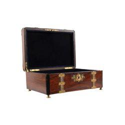 Sevres Porcelain Plague Dresser / Jewelry Box