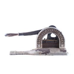 National Tobacco Work Bottle Shaped Tobacco Cutter