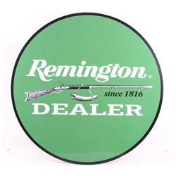Remington Dealer Advertising Sign Re-Make