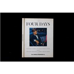 """1964 """"Four Days"""" Record of the Death of JFK"""