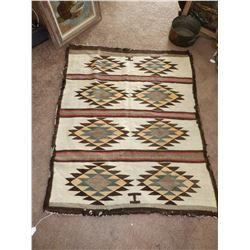 Old Navajo Rug