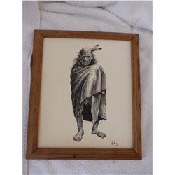 Original Indian Drawing