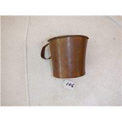 Early Copper Cup