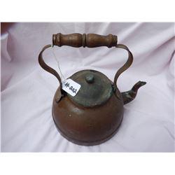 Copper Tea Pot