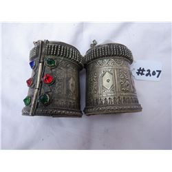 Pair Tibetan Bracelets