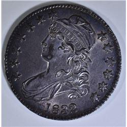 1832 BUST HALF DOLLAR BU
