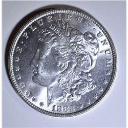 1883 MORGAN DOLLAR GEM BU