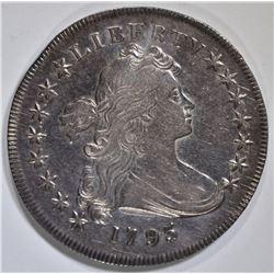1795 BUST DOLLAR  CH AU