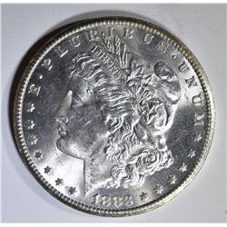 1883-CC MORGAN DOLLAR  CH/GEM BU