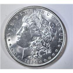1889 MORGAN DOLLAR  CH/GEM BU