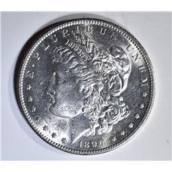 1890-S MORGAN DOLLAR  CH/GEM BU