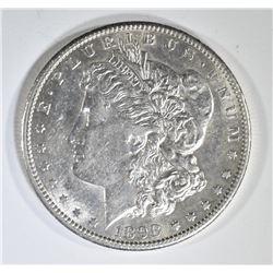 1898-S MORGAN DOLLAR  CH BU