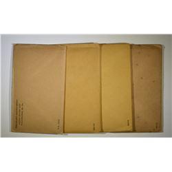 1958-1961 U.S. MINT PROOF SETS