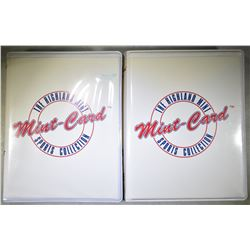 MICKEY MANTLE & MIKE SCHMIDT HIGHLAND MINT